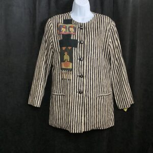 Vintage Cassowary of Philadelphia women's jacket