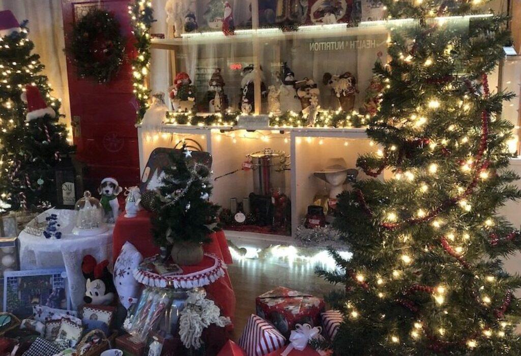 Holiday Lights Anacortes